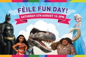 Park Centre -Féile Fun Day - Web