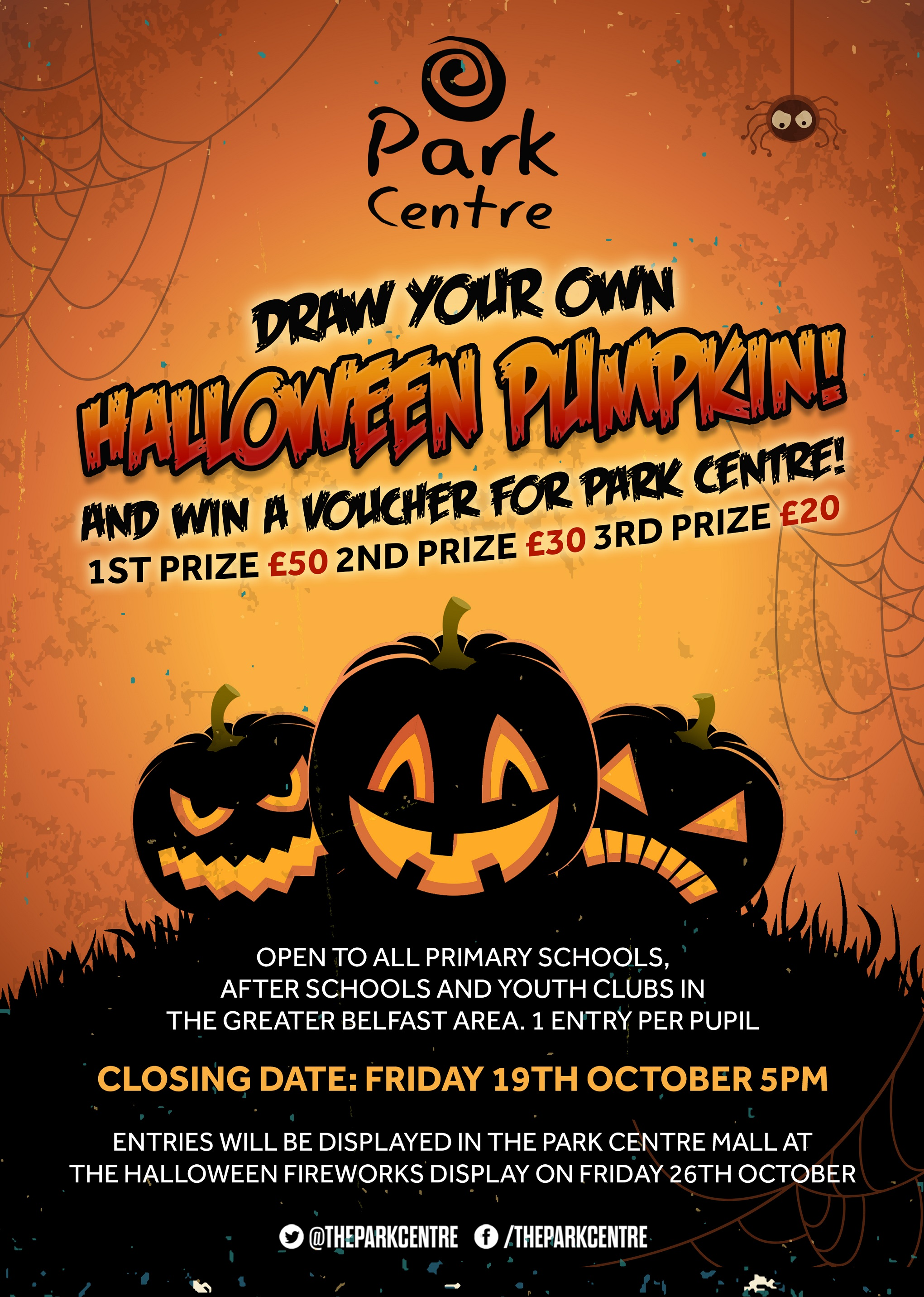 Halloween Pumpkin Competition