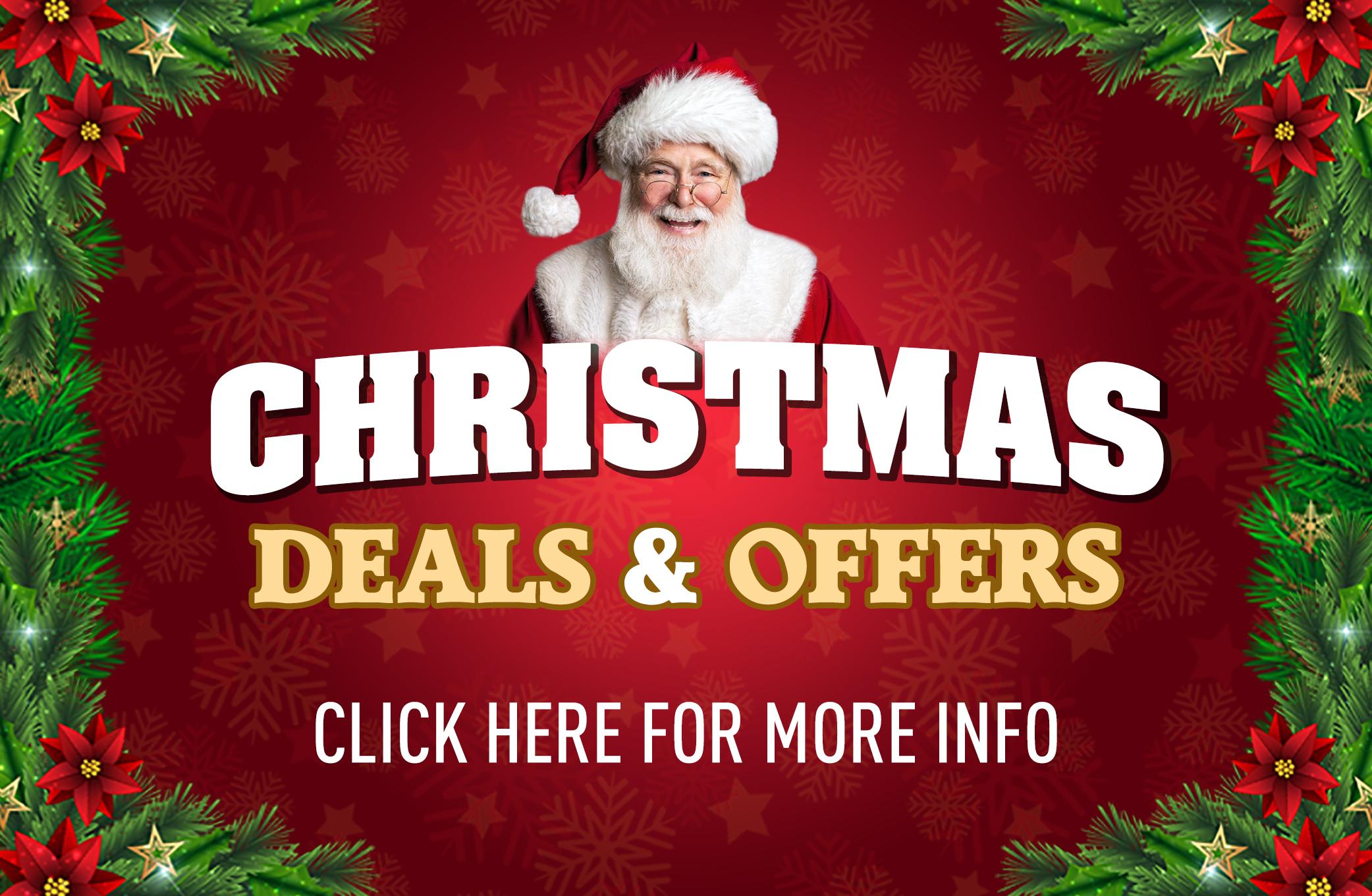 Christmas Deals.Christmas Deals Park Centre