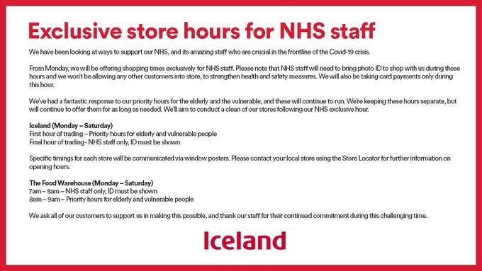 Iceland NHS