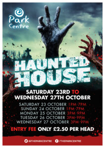 Park Centre Haunted House