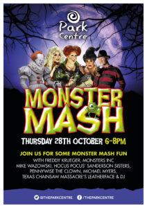 Park Centre Monster Mash