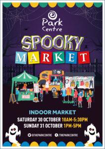 Park Centre Spooky Market